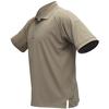 Vertx Mens coldblack Tactical Polo - Tan