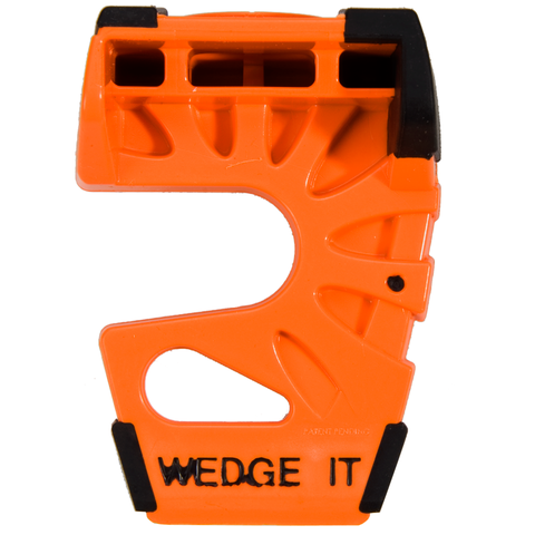 Wedge-It 2 Door Stop - Orange