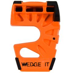 Wedge-It 2 Door Stop - Orange