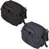 Vertx  VTX5000 Black/Red Trim - Smoke Gray