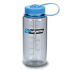Nalgene Everyday Tritan 16 oz. Wide Mouth Bottle=Gray