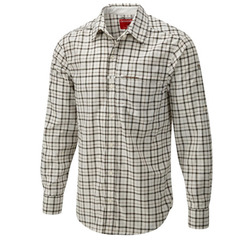 Craghoppers NosiLife Miguel Long Sleeve Shirt-Earth Combo-Earth Combo