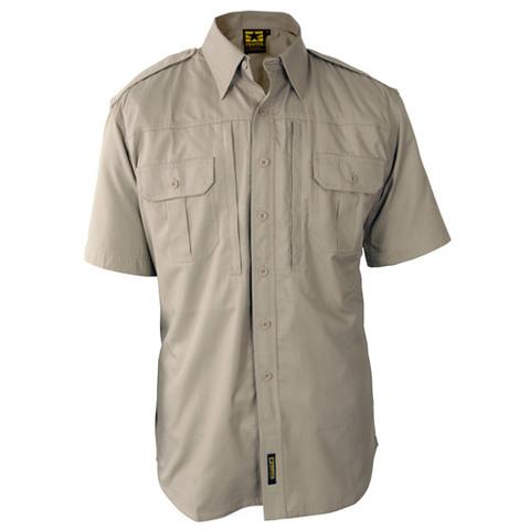Propper Men's Short Sleeve Tactical Shirt - Khaki