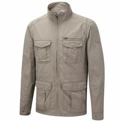 Craghoppers Men's NosiLife Havana Jacket-Pebble