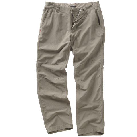 Craghoppers Men's NosiLife Simba Trousers- Pebble