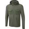 Craghoppers Men's NosiLife Chima Jacket- Olive Drab