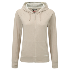 Craghoppers NosiLife Adanya Hooded Jacket-Almond Marl