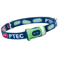 Princeton Tec Bot Headlamp=Green