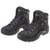 Lowa Renegade GTX Mid Hiking Boot-Black