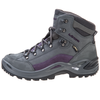 Lowa Women's Renegade GTX Mid Hiking Boot-BlueGray-Prune