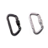 Omega Pacific Locking Lite D Carabiner