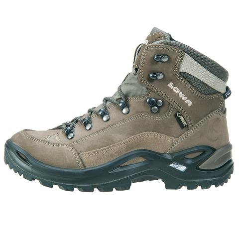 Lowa Women's Renegade GTX Mid Hiking Boot - Stone
