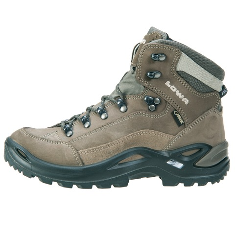 Lowa Women's Renegade GTX Mid Hiking Boot - Stone