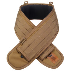 HSGI SureGrip Battle Belt - Coyote Brown