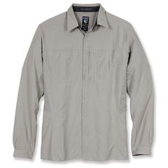 Kuhl Men's Wunderer Long Sleeved Shirt- Khaki