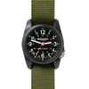 Bertucci 11016 DX3 Field Watch - Black/Forest Nylon