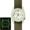 Bertucci 11028 A2R DX3 Field Performance Watch - White/Defender Drab Nylon