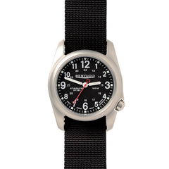 Bertucci 11050 A2S Field Performance Watch - Black/Black Nylon