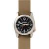 Bertucci 11052 A2S Field Performance Watch - Black/Defender Khaki Nylon