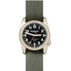 Bertucci 12042 A2T Highpolish Field Performance Watch - Black/Defender Drab Nylon