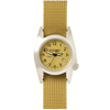 Bertucci 18004 M-1S Women's Field Performance Watch - Med. Khaki/Golden Khaki Nylon