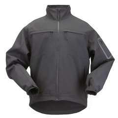 5.11 Chameleon Softshell Jacket-Black