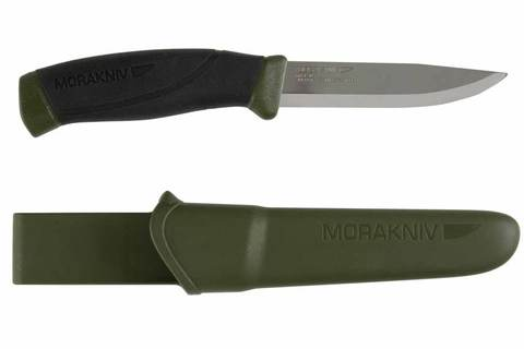 Mora Companion MG Stainless Steel - M-11827