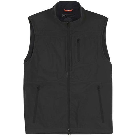 5.11 Covert Softshell Vest-Black