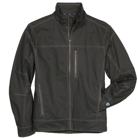 Kuhl Men's Burr Jacket - Gun Metal