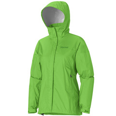 Marmot Women's PreCip Jacket - Green Envy
