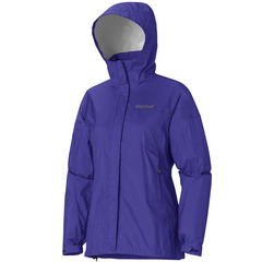 Marmot Women's PreCip Jacket - Midnight Purple
