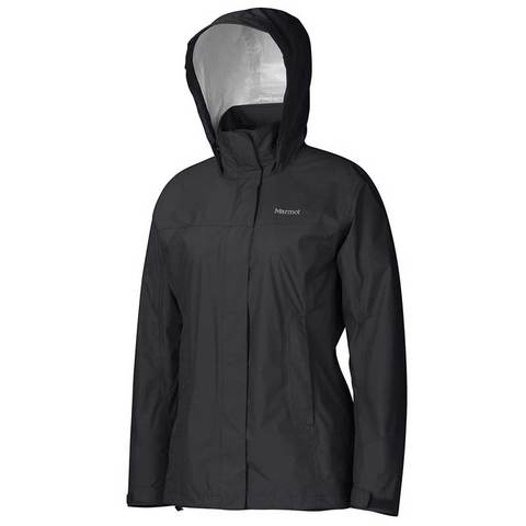 Marmot Women's PreCip Jacket - Black