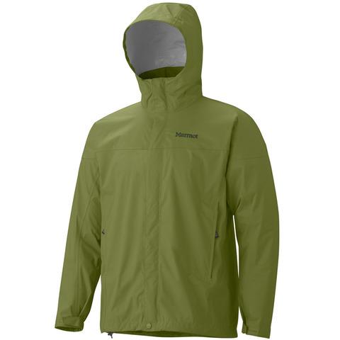 Marmot Men's PreCip Jacket - Green Pine