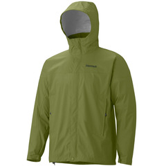 Marmot Men's PreCip Jacket - Green Pine