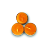 UCO Beeswax Tealight Candles - 3-pack