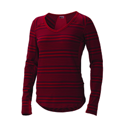 Marmot Women's Julia Long-Sleeve Shirt - Dark Raspberry