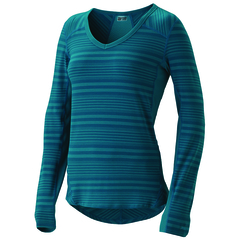 Marmot Women's Julia Long-Sleeve Shirt - Ocean