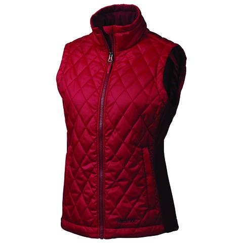 Marmot Women's Kitzbuhel Vest - Dark Raspberry