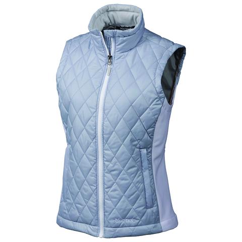 Marmot Women's Kitzbuhel Vest - Silver/White