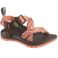 Chaco Z/1 EcoTread Kid's Sandals-Beaded Rose