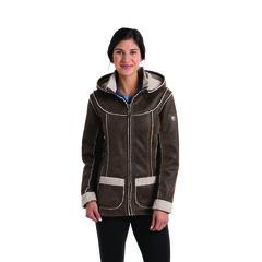 Kuhl Women's Dani Sherpa Jacket - Oak