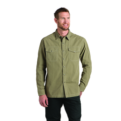 Kuhl Men's FlakJak Shirt - Khaki