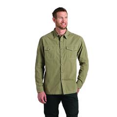Kuhl Men's FlakJak Shirt - Khaki