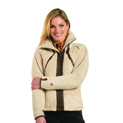 Kuhl Women's Flight Jacket - Shearling