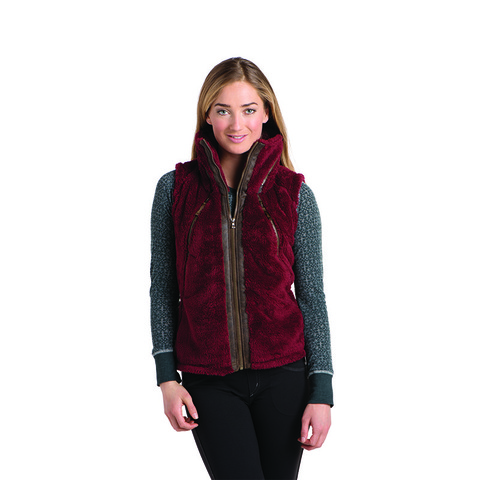 Kuhl Women's Flight Vest - Port