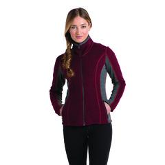 Kuhl Women's Kozet Full-Zip Jacket - Port