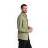 Kuhl Men's Sting Long Sleeve Shirt - Dark Khaki