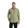 Kuhl Men's Sting Long Sleeve Shirt - Dark Khaki