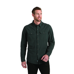 Kuhl Men's Sting Long Sleeve Shirt - Carbon