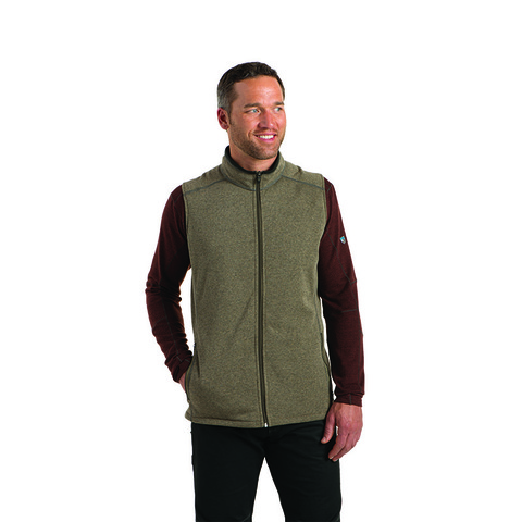 Kuhl Men's Revel Vest - Oatmeal
